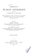 Human Osteology Book PDF