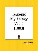 Teutonic Mythology, 1883