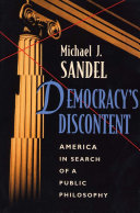 Democracy's Discontent