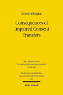 Consequences of Impaired Consent Transfers