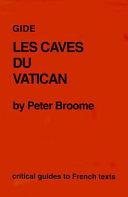 Gide, Les Caves du Vatican