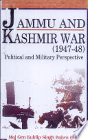 Jammu And Kashmir War 1947 1948