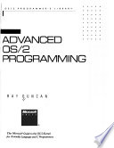 Advanced OS/2 Programming