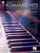 Piano Fun - Romantic Hits for Adult Beginners