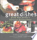 Great Dishes From New Jersey S Favorite Restaurants Book PDF