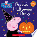 Peppa s Halloween Party  Peppa Pig  8x8