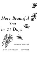 A More Beautiful You in 21 Days