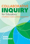 Pdf Collaborative Inquiry for Educators Telecharger
