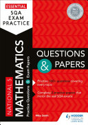 Essential SQA Exam Practice: National 5 Mathematics Questions and Papers