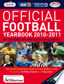 The Official Football Yearbook of the English and Scottish Leagues 2010-2011