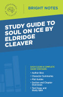 Study Guide to Soul on Ice by Eldridge Cleaver