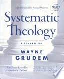 Systematic Theology  Second Edition