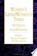 Women's Lives/Women's Times