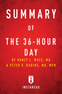 Summary of The 36 Hour Day Book