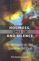 Holiness  Speech and Silence