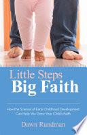 Little Steps  Big Faith