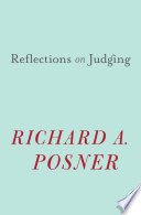 Reflections on Judging
