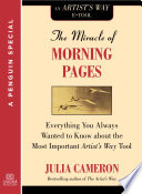 The Miracle of Morning Pages Book