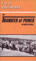 The Transfer of Power in South Africa