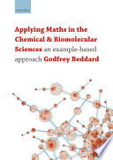 Applying Maths in the Chemical and Biomolecular Sciences Book PDF
