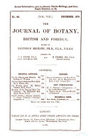 Journal of Botany