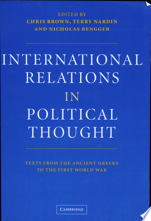 Download International Relations in Political Thought Free Books - Dlebooks.net