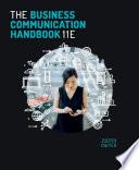 """The Business Communication Handbook"" by Judith Dwyer, Nicole Hopwood"