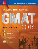 McGraw Hill Education GMAT 2016 Book
