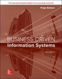 Cover of Business Driven Information Systems