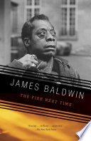 The Fire Next Time James Baldwin Cover