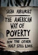 The American Way of Poverty Pdf/ePub eBook
