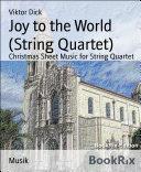 Joy to the World (String Quartet)
