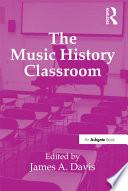 The Music History Classroom