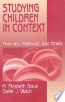 Studying Children in Context
