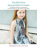 The Girls Emma Sewing Pattern and Tutorial