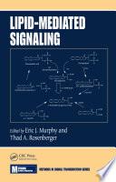 Lipid Mediated Signaling