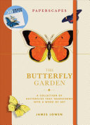 Paperscapes: The Butterfly Garden