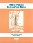 Transportation Engineering Basics