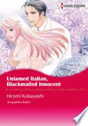 Untamed Italian  Blackmailed Innocent Book