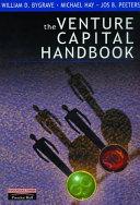 The venture capital handbook