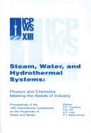 Steam  Water  and Hydrothermal Systems
