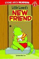 Little Lizard s New Friend