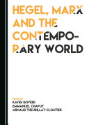 Pdf Hegel, Marx and the Contemporary World Telecharger