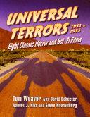 Universal Terrors, 1951–1955