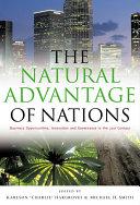 The Natural Advantage of Nations