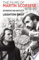 The Films of Martin Scorsese, 1978-99 Pdf/ePub eBook