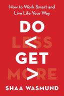 Do Less, Get More Pdf/ePub eBook