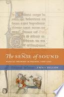 The Sense of Sound