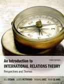 Cover of An Introduction to International Relations Theory