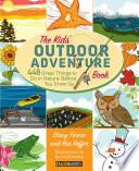 Kids' Outdoor Adventure Book